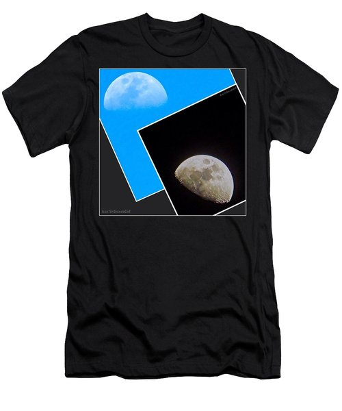 It's Like #night And #day! Men's T-Shirt (Athletic Fit)