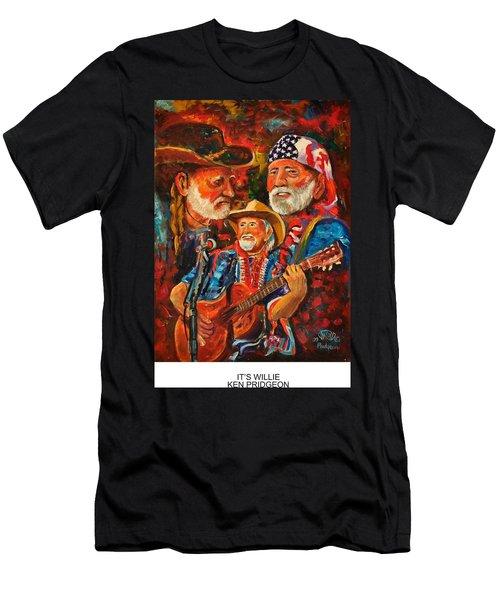 It's Willie Men's T-Shirt (Athletic Fit)