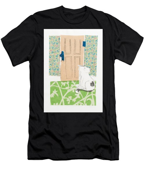 Ive Got Places To Go People To See Men's T-Shirt (Athletic Fit)