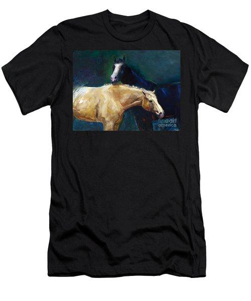 I've Got Your Back Men's T-Shirt (Athletic Fit)