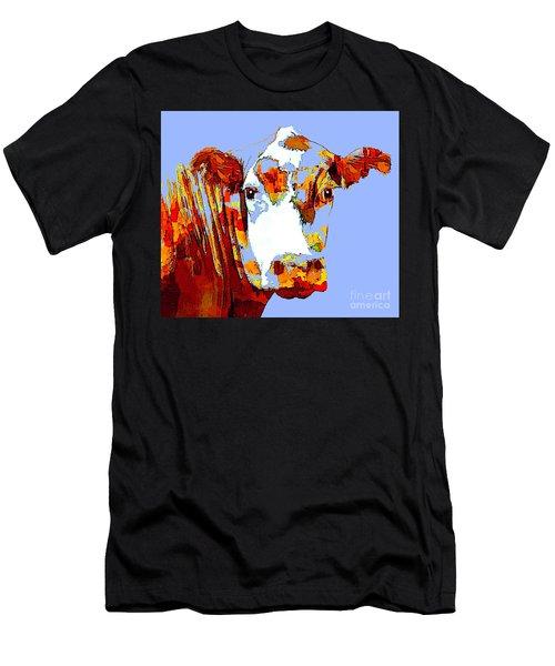 Purple Cow Men's T-Shirt (Athletic Fit)