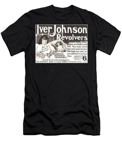 Iver Johnson Revolvers Men's T-Shirt (Athletic Fit)