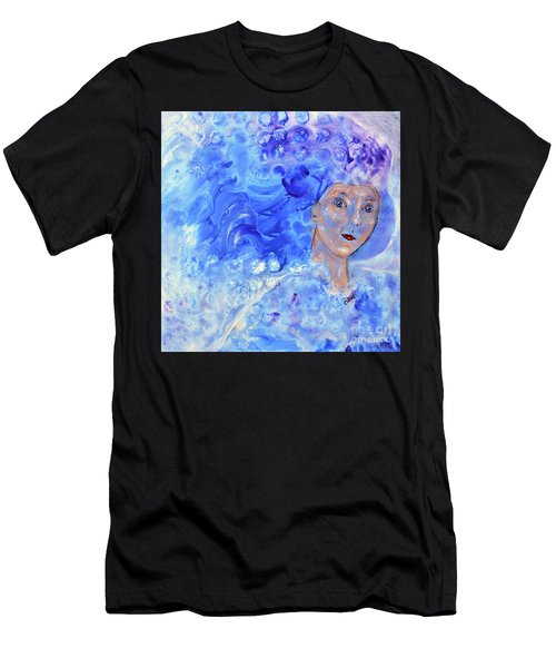 Jack Frost's Girl Men's T-Shirt (Athletic Fit)