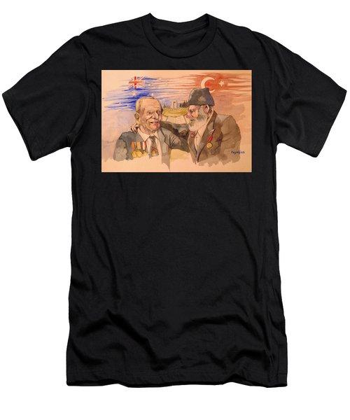 Jack Ryan And Hyseyin Kacmaz Men's T-Shirt (Athletic Fit)