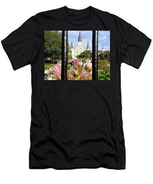 Jackson Spring  Men's T-Shirt (Athletic Fit)