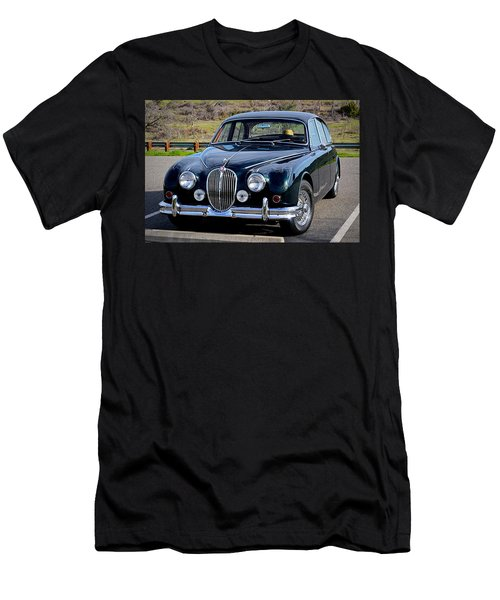 Men's T-Shirt (Slim Fit) featuring the photograph Jag by AJ Schibig