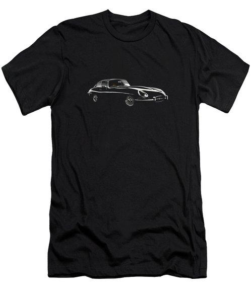 Jaguar E Type Black Edition Men's T-Shirt (Athletic Fit)