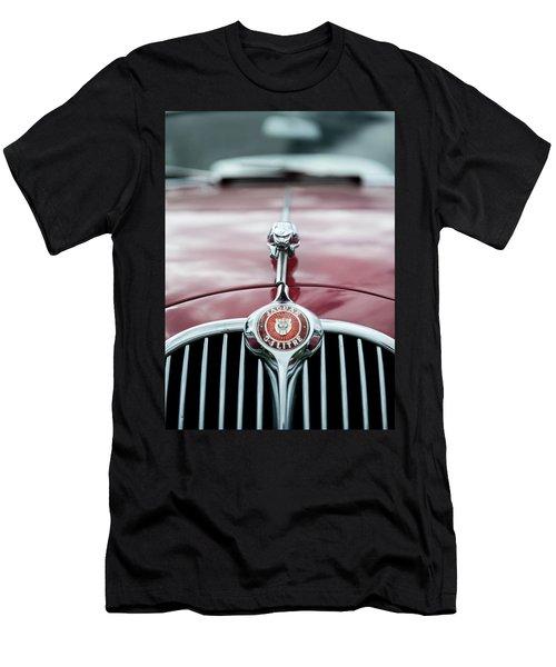 Jaguar Grille Men's T-Shirt (Athletic Fit)