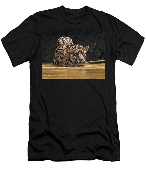 Jaguar Men's T-Shirt (Athletic Fit)