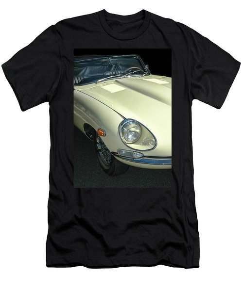 Jaguar Xke Roadster Men's T-Shirt (Athletic Fit)