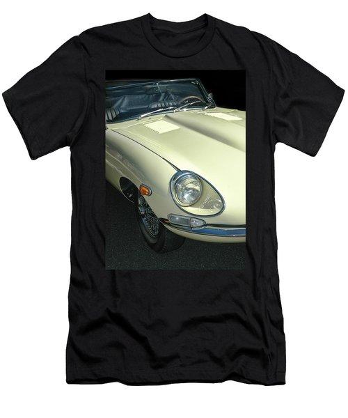 Jaguar Xke Roadster Men's T-Shirt (Athletic Fit)
