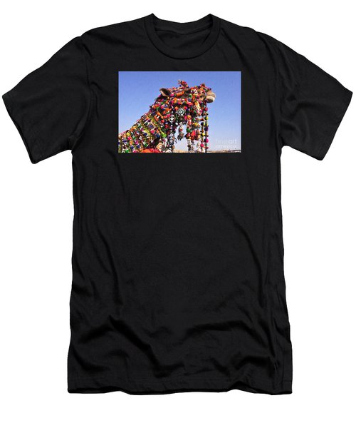 Jaisalmer Desert Festival-5 Men's T-Shirt (Athletic Fit)