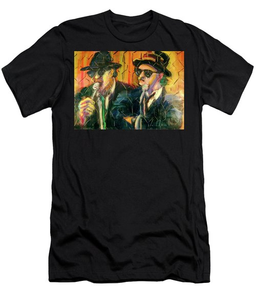 Jake And Elwood Men's T-Shirt (Athletic Fit)
