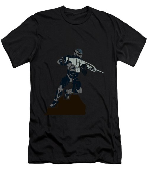 Jake Nomad Dunn Men's T-Shirt (Athletic Fit)