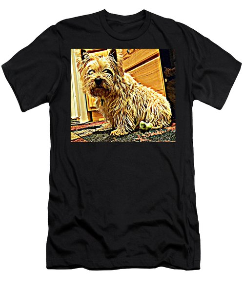 Jake The Dog Men's T-Shirt (Athletic Fit)