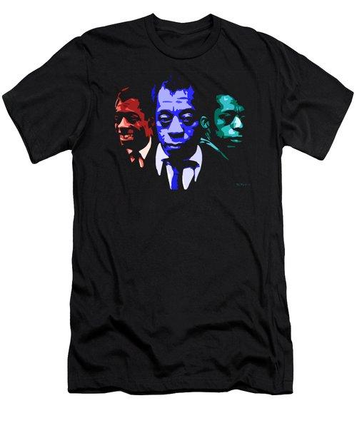 James Baldwin Men's T-Shirt (Athletic Fit)
