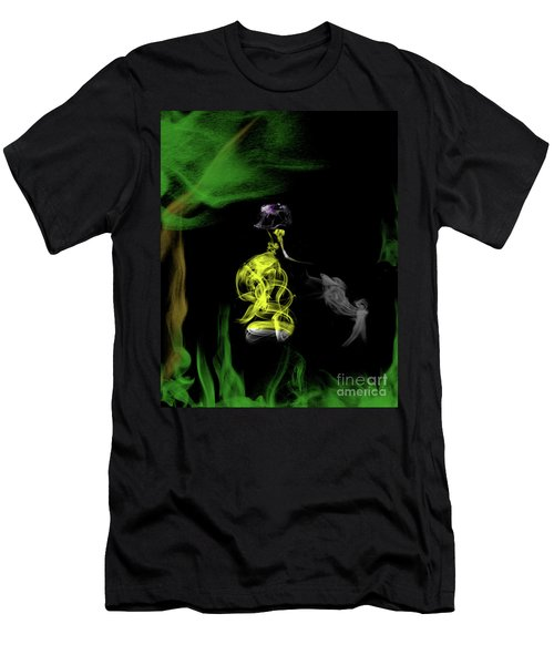 Jane Of The Jungle Men's T-Shirt (Athletic Fit)