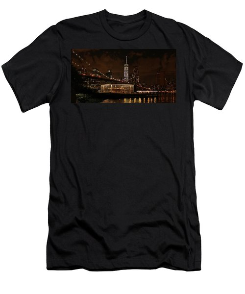 Jane's Carousel  Men's T-Shirt (Athletic Fit)