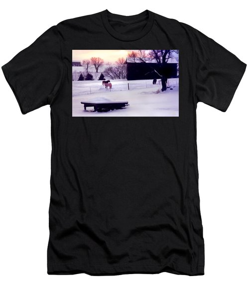 January At Jackson's Men's T-Shirt (Athletic Fit)