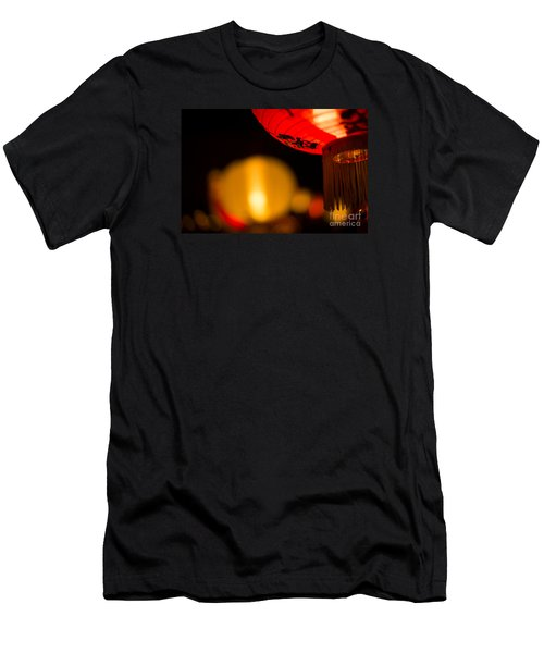 Japanese Lanterns 2 Men's T-Shirt (Athletic Fit)