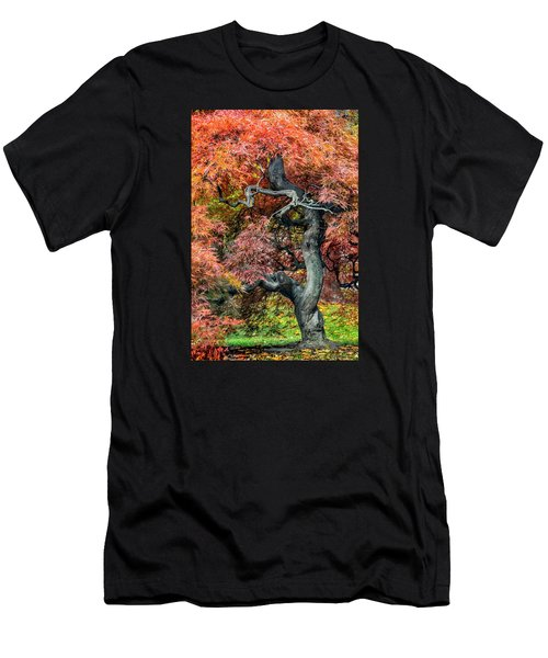 Japanese Maple - Aged To Perfection Men's T-Shirt (Athletic Fit)