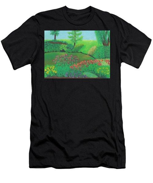Jardin De Juillet Men's T-Shirt (Athletic Fit)