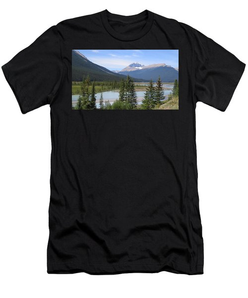 Jasper Alberta Men's T-Shirt (Athletic Fit)