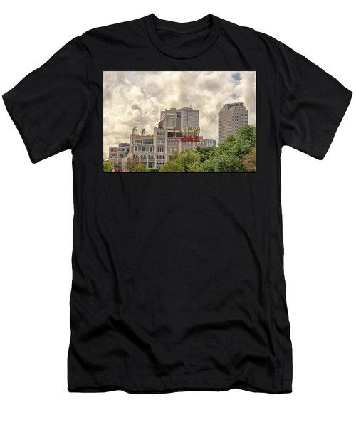 Jax Brewery Men's T-Shirt (Athletic Fit)