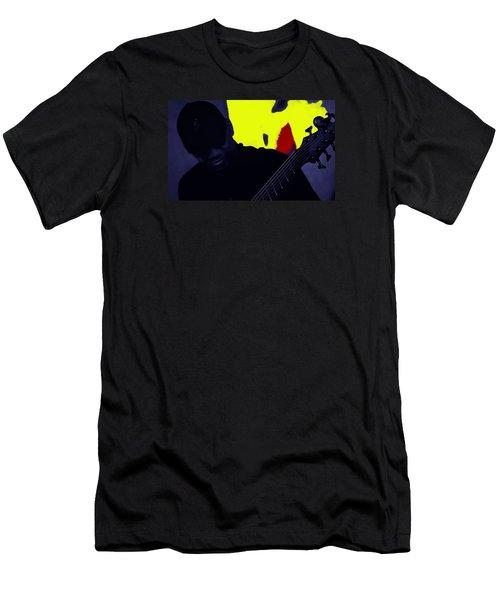 Jazz 12 Men's T-Shirt (Slim Fit) by David Gilbert