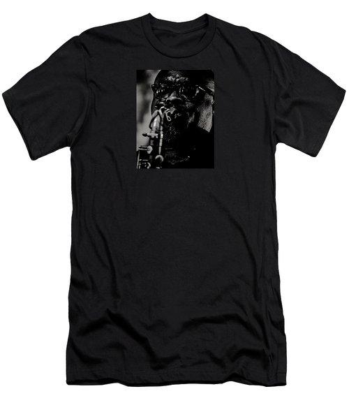 Jazz 13 Men's T-Shirt (Slim Fit) by David Gilbert