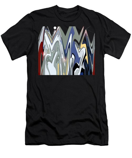 Jazz Band Men's T-Shirt (Athletic Fit)