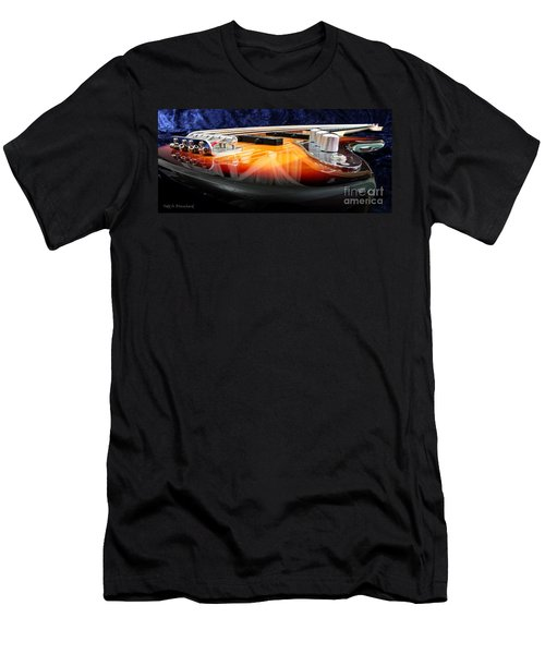 Jazz Bass Beauty Men's T-Shirt (Athletic Fit)
