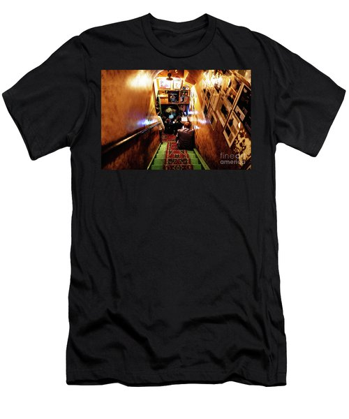 Jazz Club Men's T-Shirt (Athletic Fit)