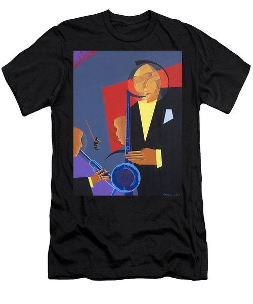 Jazz Sharp Men's T-Shirt (Athletic Fit)