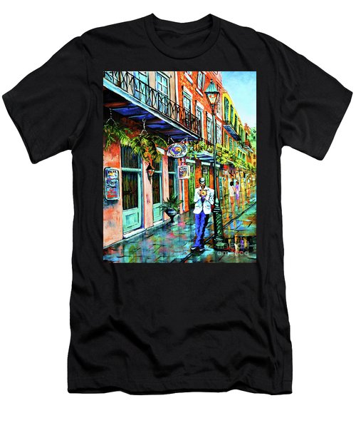 Jazz'n Men's T-Shirt (Athletic Fit)