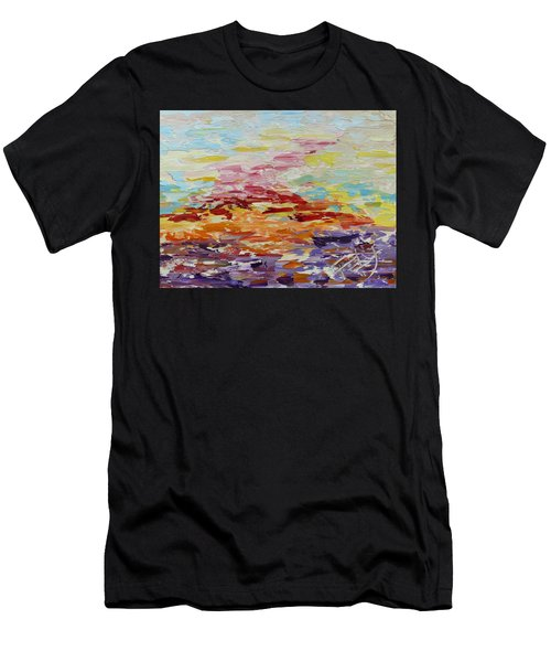 Jazzy Men's T-Shirt (Athletic Fit)