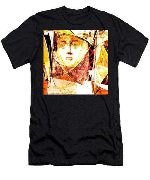Je Aimerais Vivre Avec Vous Men's T-Shirt (Athletic Fit)