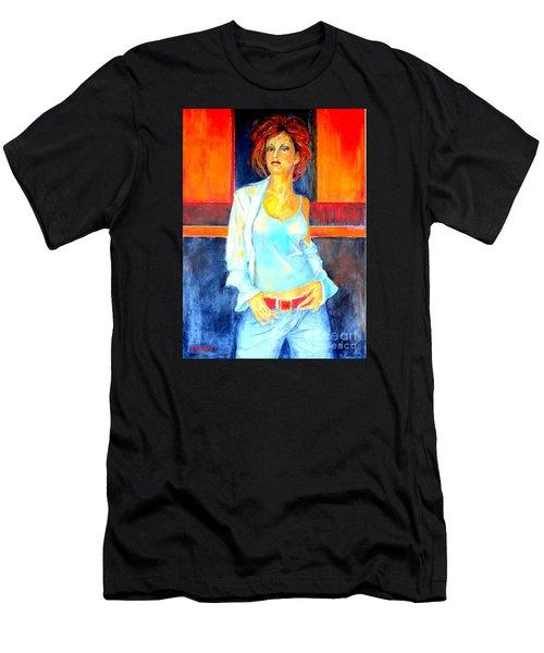 Jeans Men's T-Shirt (Athletic Fit)
