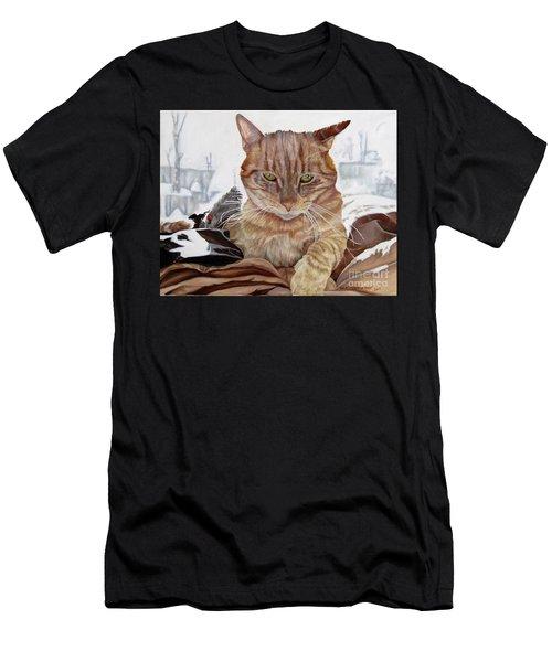 Jeb Men's T-Shirt (Athletic Fit)