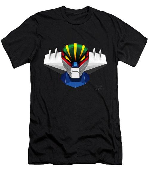 Jeeg Men's T-Shirt (Athletic Fit)