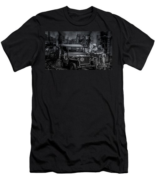 Jeep Men's T-Shirt (Athletic Fit)