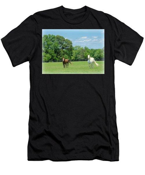 Jefferson Landing Series No. 3 Men's T-Shirt (Athletic Fit)