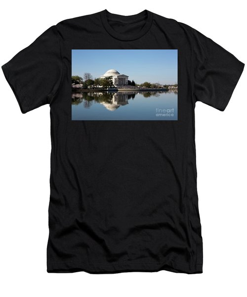 Jefferson Memorial Cherry Blossom Festival Men's T-Shirt (Athletic Fit)