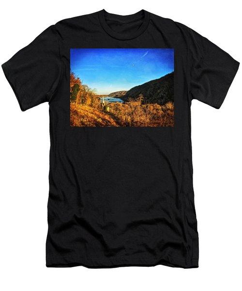 Jefferson Rock Men's T-Shirt (Athletic Fit)