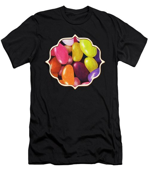 Jelly Beans Men's T-Shirt (Athletic Fit)