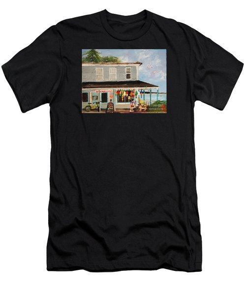 Jenn's Store Men's T-Shirt (Athletic Fit)