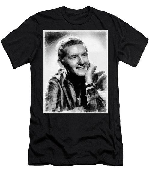Jerry Lee Lewis, Singer Men's T-Shirt (Athletic Fit)