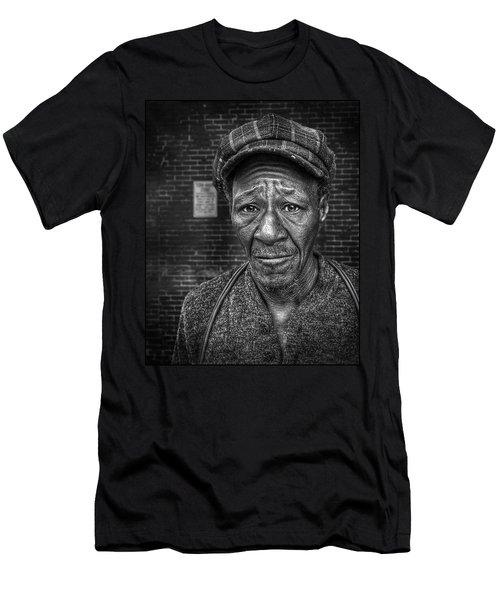Jesse Bw Men's T-Shirt (Athletic Fit)