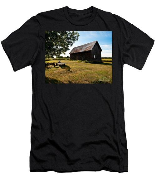 Jesse's World Men's T-Shirt (Athletic Fit)