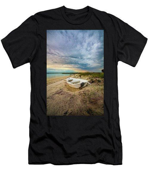 Jetty Four Dinghy Men's T-Shirt (Athletic Fit)